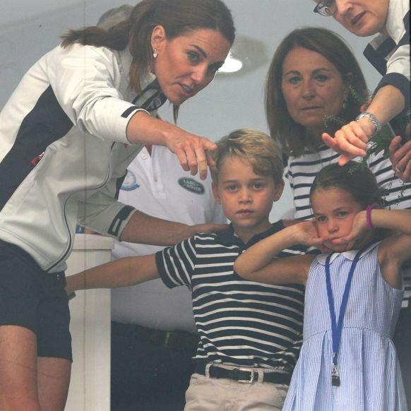 Royales Eifersuchtsdrama! Mini-Prinzessin sorgt für Zoff (Foto)