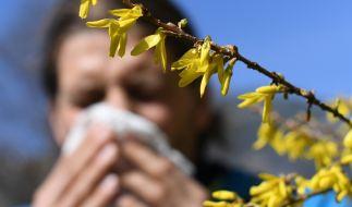 Allergiker und Asthmatiker sind derzeit besonders besorgt: Birgt das Coronavirus für Betroffene eine höhere Gefahr? (Foto)