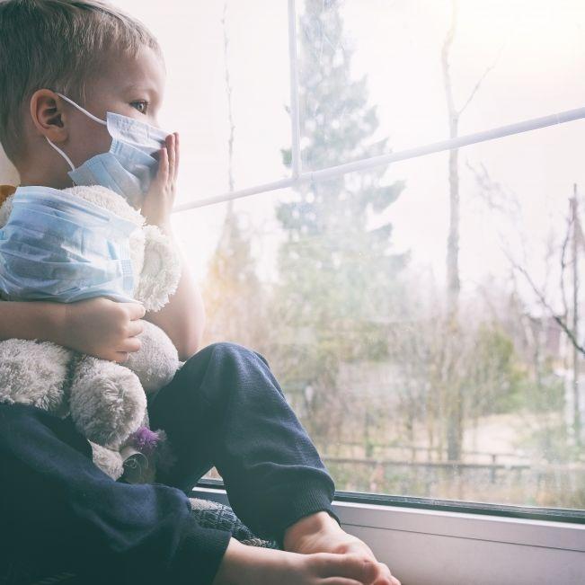 """""""Covid-Zehen"""", """"Corona-Füße""""! Ärzte besorgt wegen Corona-Symptomen bei Kindern (Foto)"""