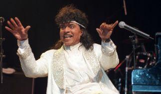 Little Richard ist gestorben. (Foto)