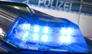 In Bielefeld wurde ein Kleinkind (1) von einem Zug erfasst. Das kleine Mädchen starb noch vor Ort. (Foto)