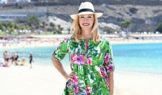 """""""Fernsehgarten""""-Moderatorin Andrea Kiewel spricht über ihr Leben in Israel. (Foto)"""