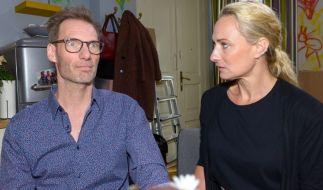 Muss sich Maren (Eva Mona Rodekirchen) bald von ihrer großen Liebe Alexander (Clemens Löhr) verabschieden? (Foto)