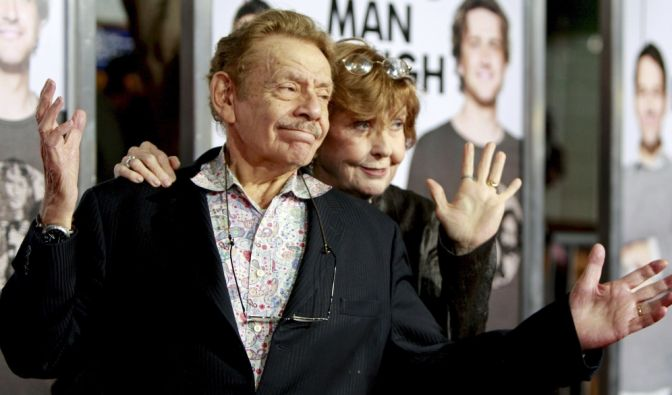 "Jerry Stiller, bekannt aus der US-Sitcom ""King of Queens"". (Foto)"