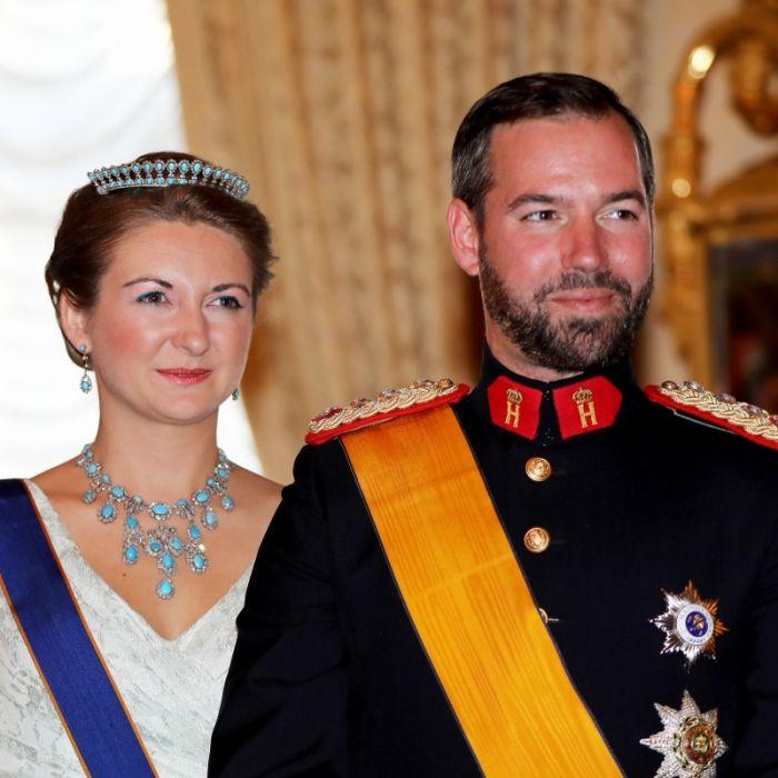 Royals im Babyglück! Erbgroßherzogin Stéphanie bringt Sohn zur Welt (Foto)