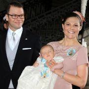 Kronprinzessin Victoria von Schweden und ihr Mann Prinz Daniel wurden Ende Februar 2012 zum ersten Mal Eltern, als Prinzessin Estelle geboren wurde.