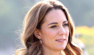 Kate Middleton muss ihre Kinder aktuell zu Hause unterrichten. (Foto)