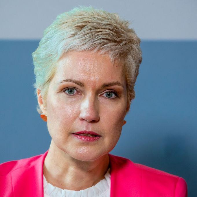 """""""Wieder gesund!"""" SPD-Politikerin hat den Krebs besiegt (Foto)"""