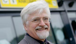 Winfried Ströcker hat im Selbstversuch einen Corona-Impfstoff getestet. (Foto)