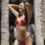 "Dessous-Kracher! ""Too Hot To Handle""-Beauty zeigt ihre Traumkurven (Foto)"