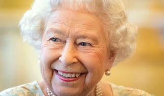 Queen Elizabeth II. hat allen Grund zur Freude. (Foto)