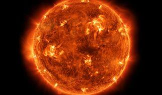 Droht uns ein extremes Sonnenminimum? (Foto)
