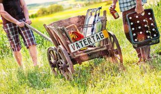 Gastronomen dürfen im Landkreis Aurich am Vatertag keinen Alkohol ausschenken. (Foto)