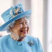 Baby-News! Trennung! Todes-Drama! Da lacht nur die Queen (Foto)
