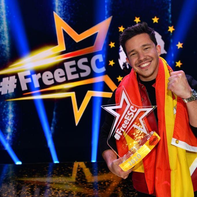 Nico Santos holte den Sieg! DAS waren die Highlights der Raab-Show (Foto)