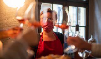 Restaurants, Cafes und Bars öffnen wieder. (Foto)