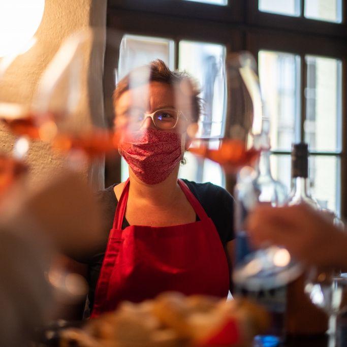 Weitere Corona-Lockerungen! DIESE Regeln gelten beim Essengehen (Foto)