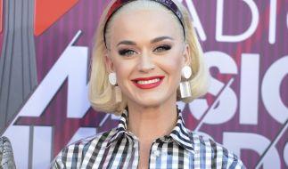 Katy Perry erwartet ihr erstes Kind. (Foto)