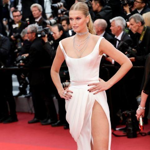 Fans hin und weg! Im Nacktkleid versext das Model Instagram (Foto)