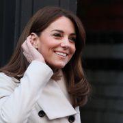DIESE Baby-Pläne bringen Herzogin Kate zum Strahlen (Foto)