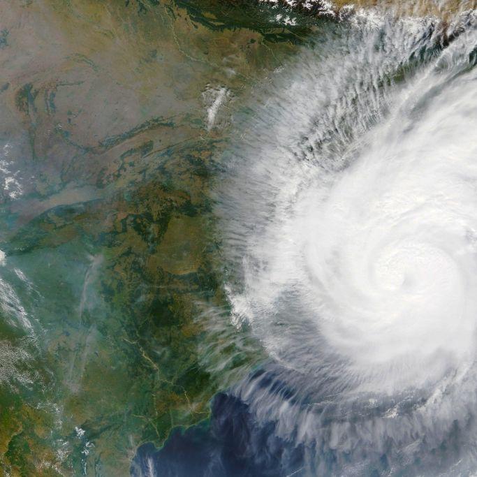 Meteorologen alarmiert! Monster-Sturm bedroht Millionen Menschenleben (Foto)