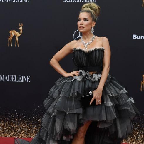 """""""Bosslady!"""" Im Leder-Look bringt sexy Sylvie ihre Fans um den Verstand (Foto)"""