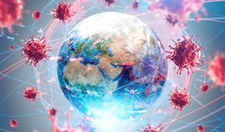 Ein ehemaliger WHO-Direktor äußerte bei Twitter die Hoffnung, dass die Corona-Pandemie sich von allein im Sande verlaufen könnte. Ist das wirklich möglich? (Foto)
