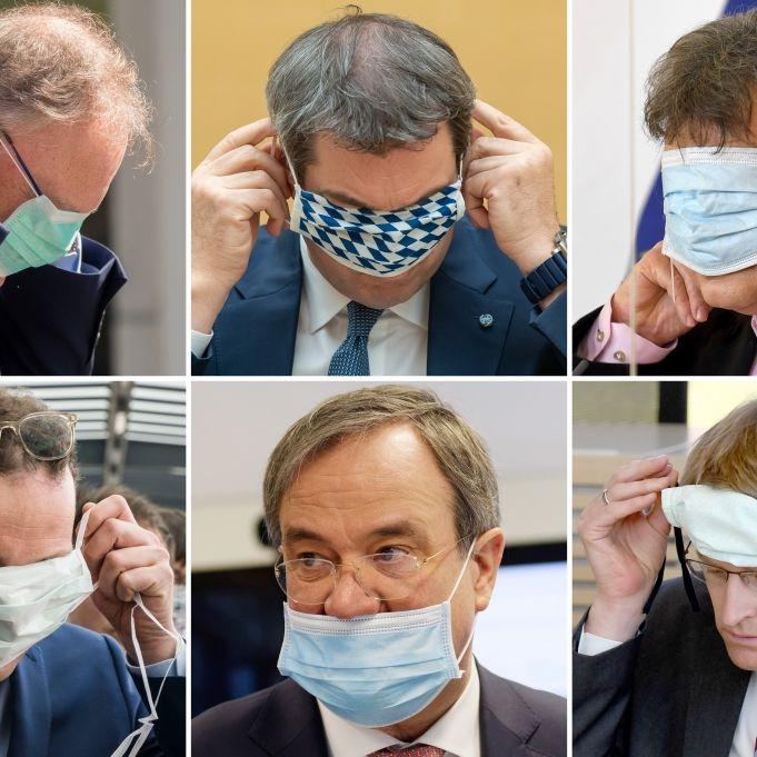 Peinlich! SO lacht das Netz über die Corona-Patzer der Politiker (Foto)