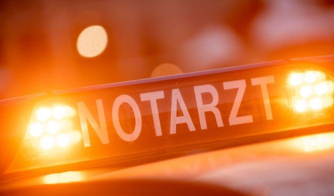 Horror-Unfall in Österreich