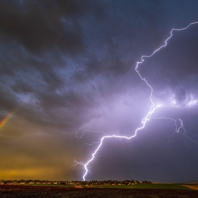 Azorentief rollt an! Meteorologen warnen vor Hitze und Gewitter (Foto)