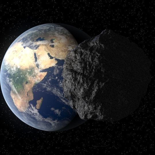 Unglaublich! Nasa plant gigantischen Asteroiden-Kollision (Foto)