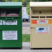 Junge (10) in Altkleider-Container eingequetscht - tot! (Foto)