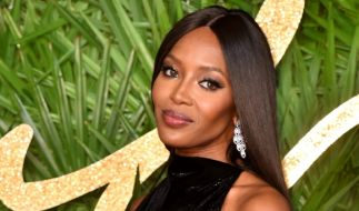 Naomi Campbell wird 50 - happy Birthday! (Foto)