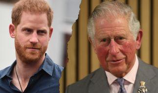 Prinz Harry hat in den USA offenbar einen Ersatz-Vater gefunden. (Foto)
