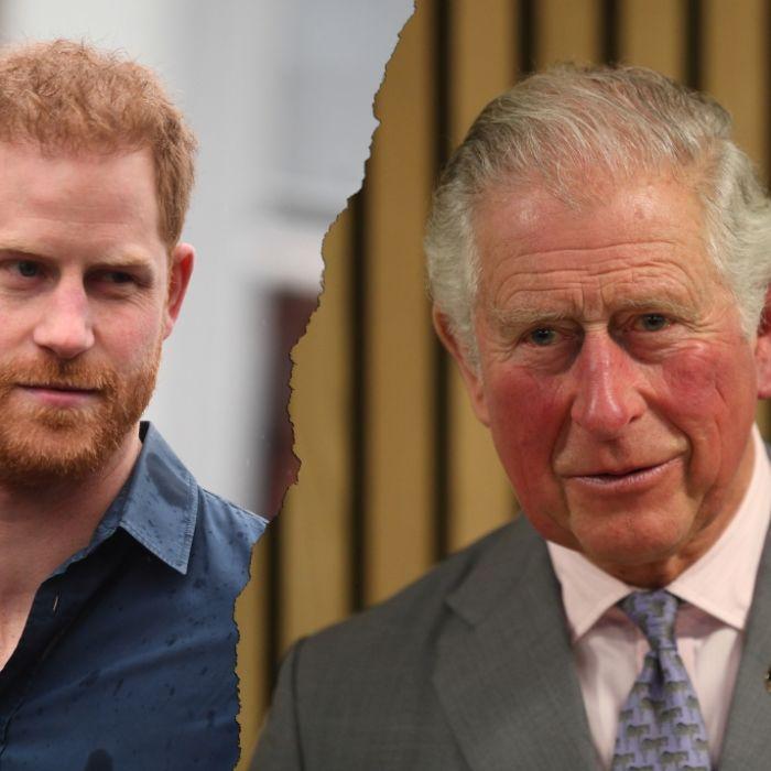 Vater einfach abserviert! ER ersetzt jetzt Prinz Charles (Foto)