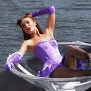 """So sexy verführt das neue """"Germany's Next Topmodel"""" die Fans (Foto)"""