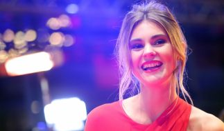 Stefanie Giesinger zählt zu den schönsten Models Deutschlands. (Foto)