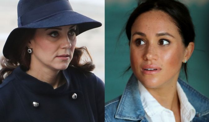 Von Kate Middleton bis Meghan Markle