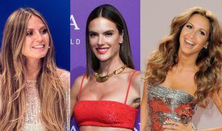 Heidi Klum, Mandy Capristo, Alessandra Ambrosio - diese Ladys bestimmten die Promi-News der Woche. (Foto)