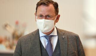 Ramelow will die allgemeinen Corona-Regelungen in Thüringen beenden. (Foto)