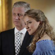 Das blüht der belgischen Kronprinzessin nach dem Schulabschluss (Foto)