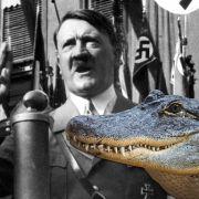 Im Krieg aus Berliner Zoo geflohen! Hitlers Alligator stirbt inMoskau (Foto)