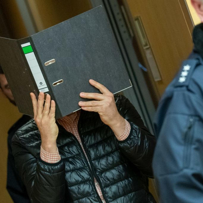 Logopäde als Kinderschänder verurteilt - mehr als 11 Jahre Haft (Foto)