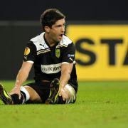 Suizid-Drama! Fußballprofi (38) schießt sich in den Kopf (Foto)