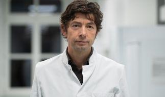 """Die """"Bild""""-Zeitung wirft Christian Drosten eine """"grob falsche"""" Studie vor. (Foto)"""