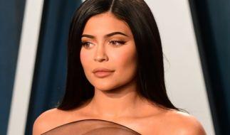 Kylie Jenner gibt im Netz Vollgas. (Foto)