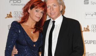 Andrea Berg und Uli Ferber sind seit 2007 glücklich verheiratet. (Foto)