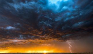 An Pfingsten soll eine Kaltfront für ungemütliches Wetter sorgen. (Foto)