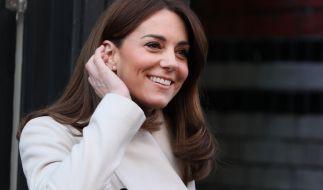 Kate Middleton wird eines Tages Königin von England sein. (Foto)