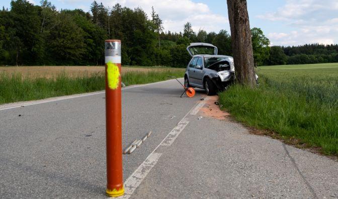 Amokfahrt in Oberbayern